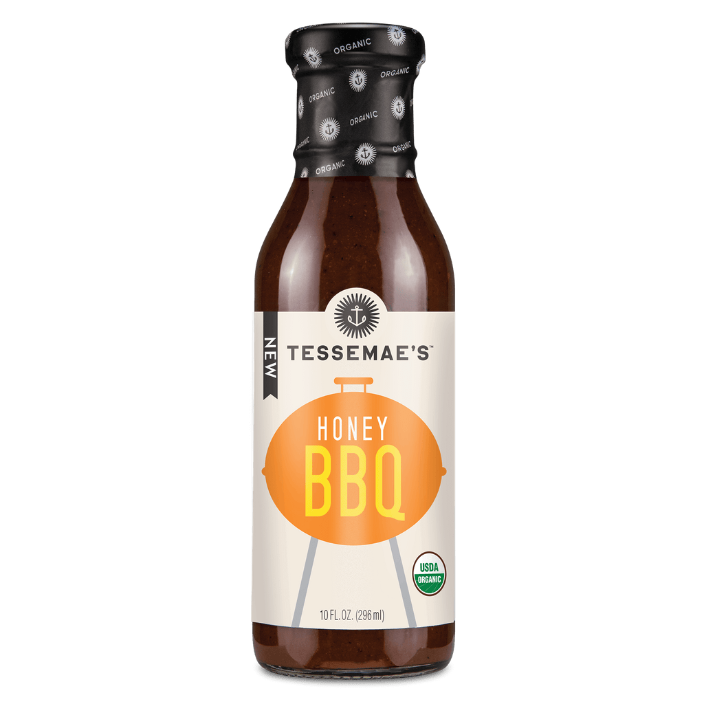 Organic Honey BBQ - Tessemae's All Natural