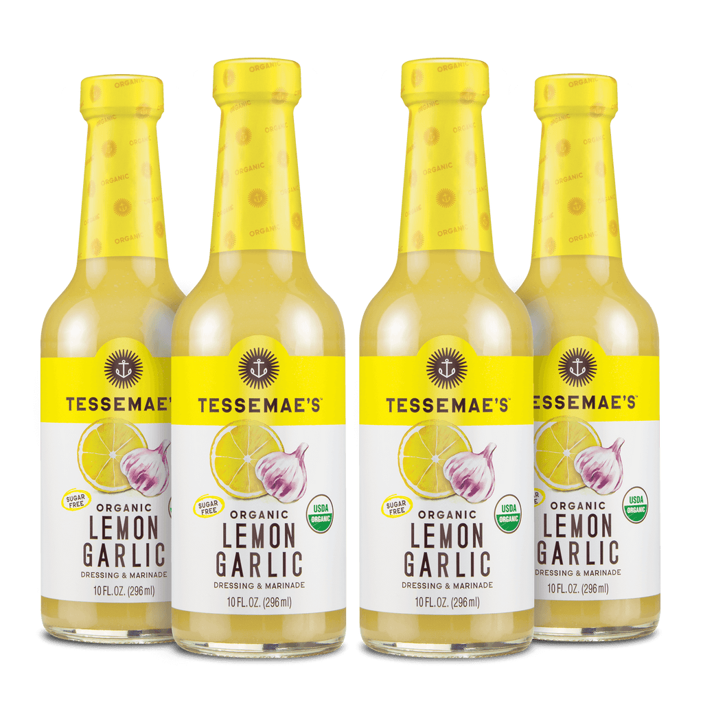Organic Lemon Garlic Pack - Tessemae's All Natural