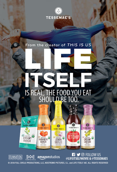 Life Itself Pack - Tessemae's All Natural