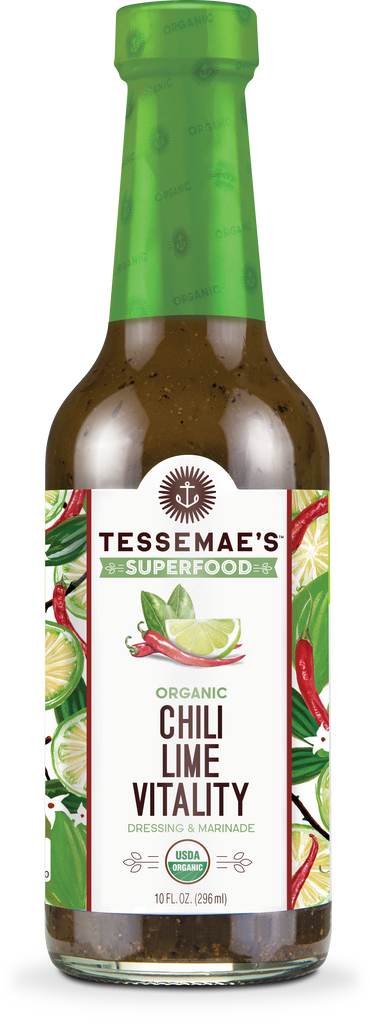 Organic Chili Lime Vitality - Tessemae's All Natural