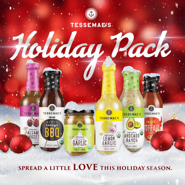 Holiday Pack - Tessemae's All Natural