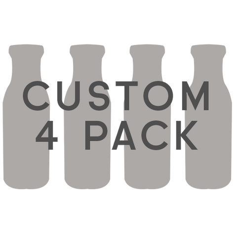 Create Your Own 4-Pack - Tessemae's All Natural