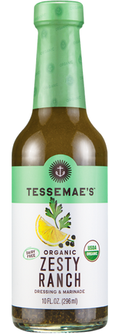 Organic Zesty Ranch - Tessemae's All Natural
