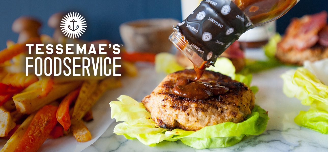 Tessemae's Foodservice!