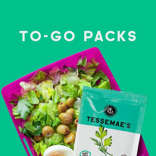 To Go Packs