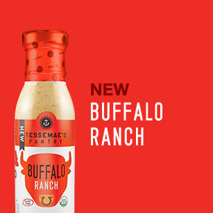 New Flavor! Buffalo Ranch