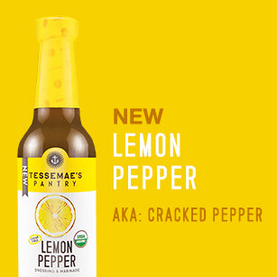 New Flavor! Lemon Pepper AKA: Cracked Pepper