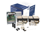 CAME Frog  A24E 24v Below Ground Double Swing Gate Automation Kit