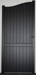 Elite Aluminium Swan Neck Side Gate
