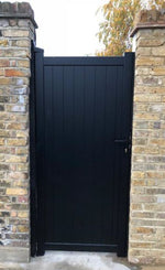 Elite Aluminium Flat Top Side Gate