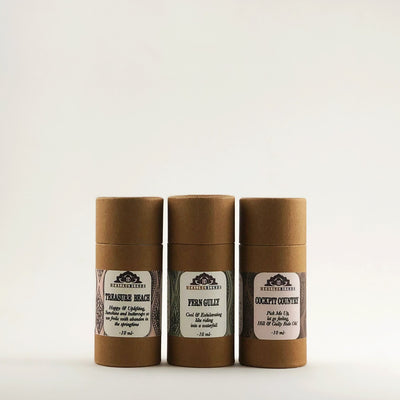 "Healing Blends ""Afternoon Bliss"" Aroma Scents Trio"