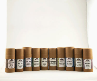 "Healing Blends ""All Island"" Aroma Scents Set"