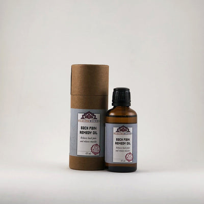Healing Blends Back Pain Remedy Massage Oil
