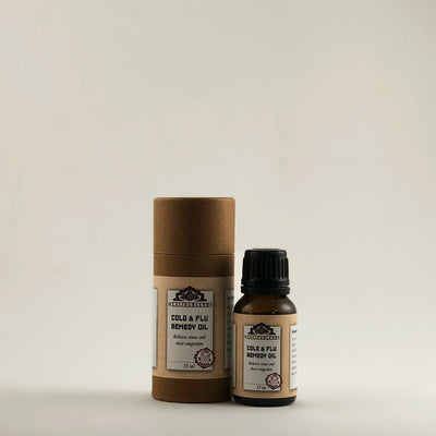 Healing Blends Cold & Flu Remedy Oil Blend
