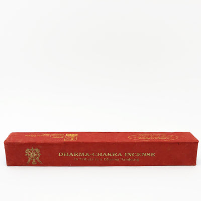 Buddhist Incense Udhyog Tibetan Dharma Chakra Incense
