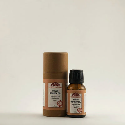 Healing Blends Focus Remedy Oil Blend