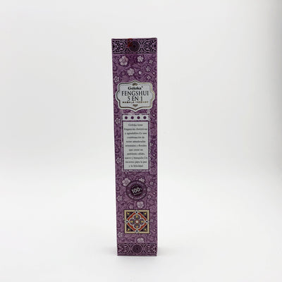 Goloka Feng Shui 5 in 1 Stick Incense