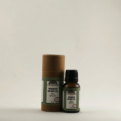 Healing Blends Headache Remedy Oil Blend