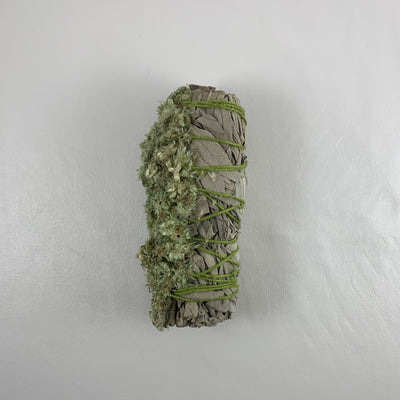 Healing Blends White Sage & Green Mullein Smudge