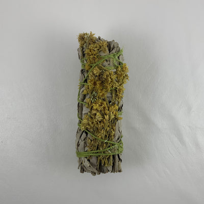 Healing Blends White Sage & Yellow Mullein Smudge