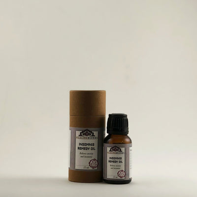 Healing Blends Insomnia Remedy Oil Blend
