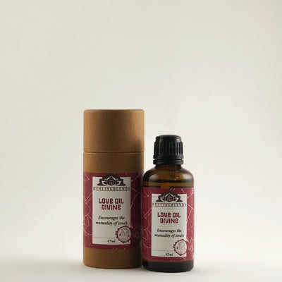 Healing Blends Love Divine Massage Oil Blend