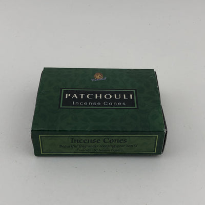 Kamini Patchouli Cone Incense