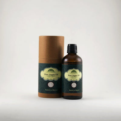 Healing Blends Organic Argan Oil