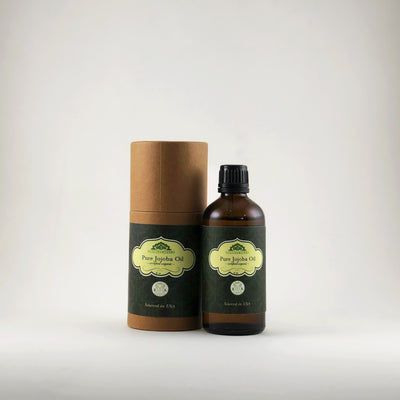 Healing Blends Organic Golden Jojoba Oil