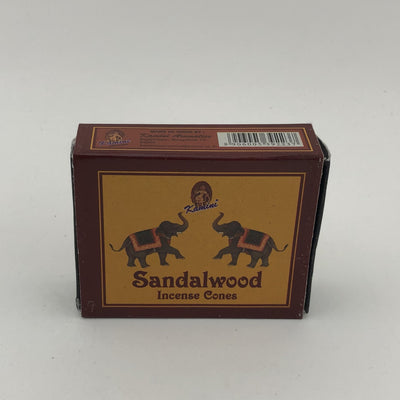 Kamini Sandalwood Cone Incense