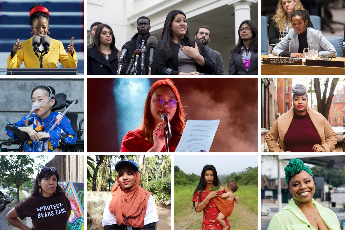 10 Social Female Activists Who Inspire Us Today