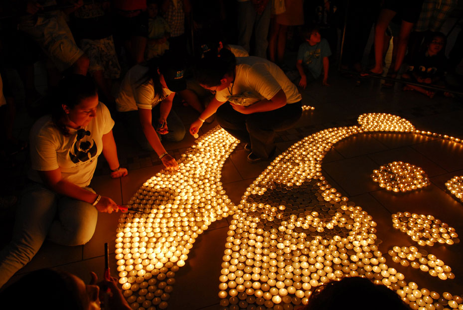 9 fun things to do in the dark during Earth Hour