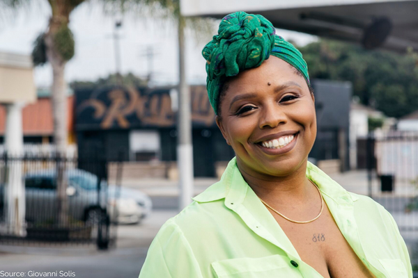 Patrisse Cullors | 10 Social Female Activists Who Inspire Us Today