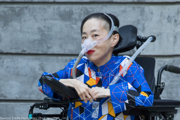 Alice Wong | 10 Social Female Activists Who Inspire Us Today