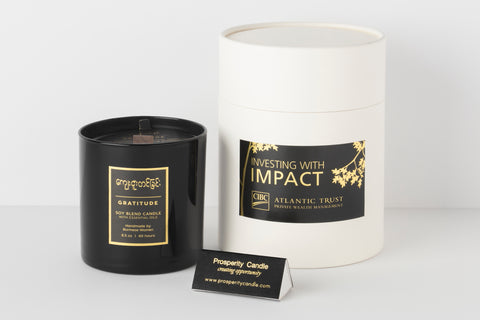 Corporate Gifts - Prosperity Candle