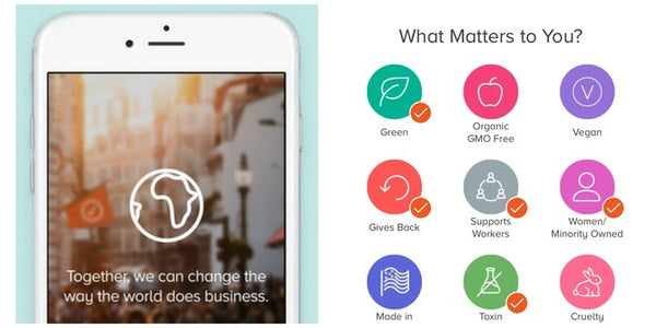 DoneGood App - 5 Apps to Help You Live a Sustainable Lifestyle