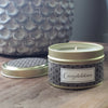 Travel Tins - soy blend candles handpoured by women artisans in the U.S.