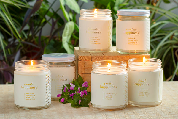 Prosperity Candle   Unique, handmade gifts as an alternative to Amazon