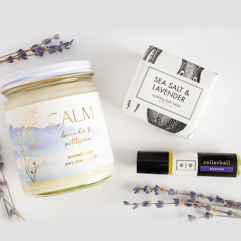 Ethical candle gifts that give back and are handmade by women in the U.S.