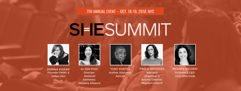 S.H.E. Summit - 10 Inspiring Women's Events that are Leading the Way to Change