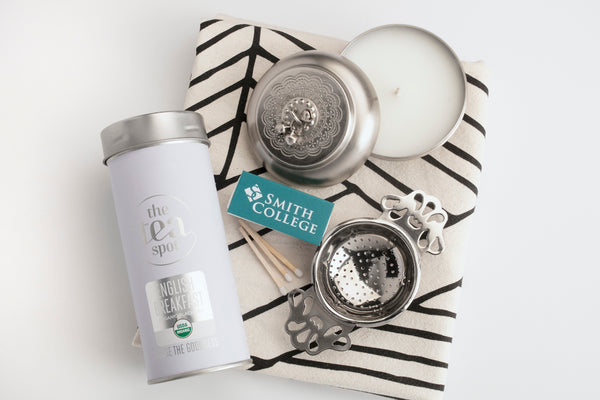 Unique alumni gift ideas to thank your alumni that can be customized - Prosperity Candle