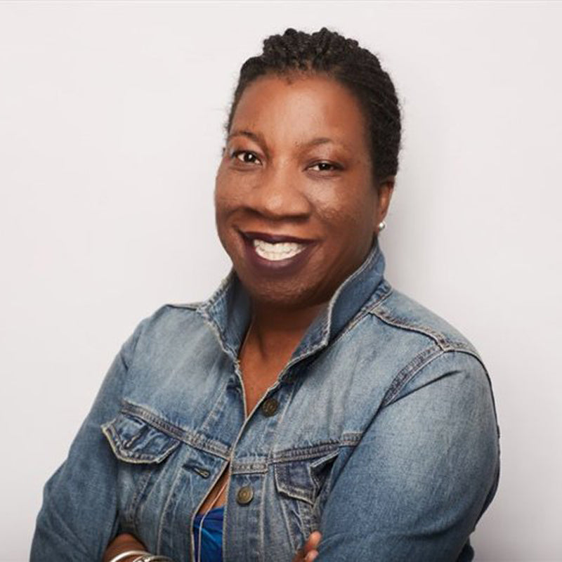 #MeToo's Tarana Burke is an inspiration to Prosperity Candle's women refugees pouring fair trade handmade soy candles