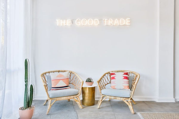 The Good Trade - 6 Ethical Living Blogs that Advocate for Slow Fashion & Conscious Style