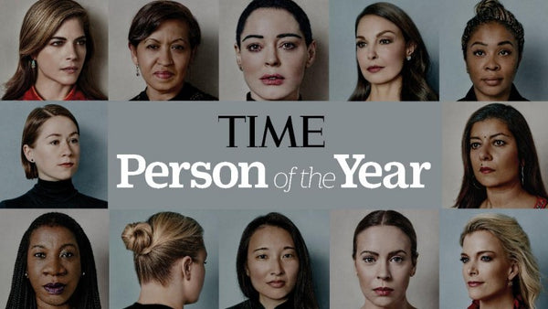 Time's Person of the Year - Silence Breakers