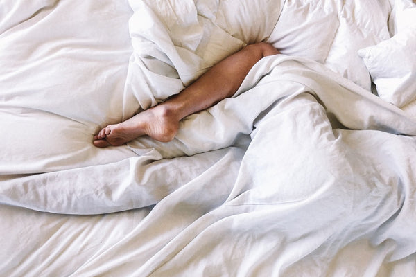 Prioritize sleep | 8 Tips for Starting a Self Care Routine in the New Year