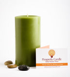 The first Prosperity candles available to the market