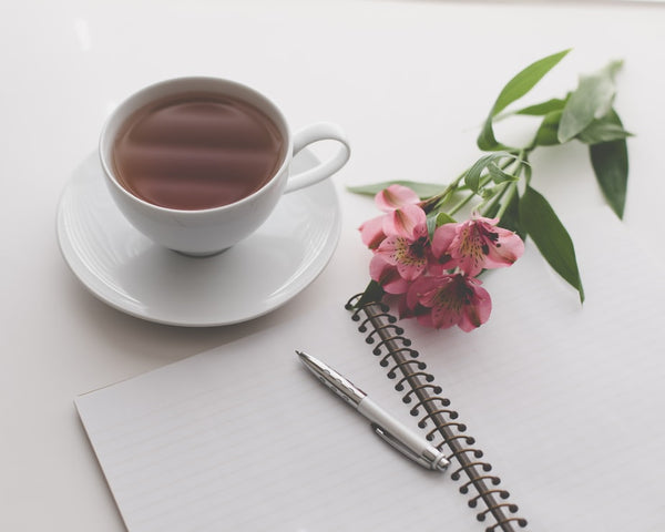 Gratitude journal - 5 Best Self Care Ideas for Women at Home