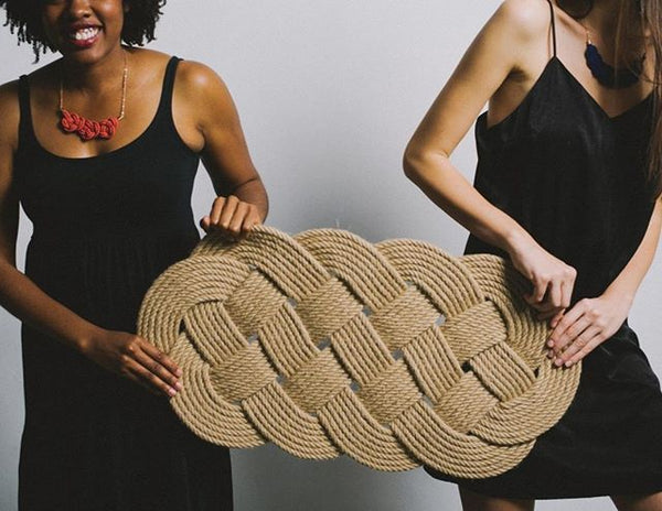 Freeleaf - handcrafted home decor to empower survivors of human trafficking and give back