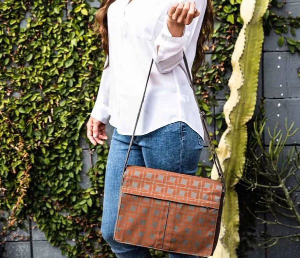 Malia Designs handcrafted artisan bags - 8 Inspiring Brands that Empower Survivors of Human Trafficking