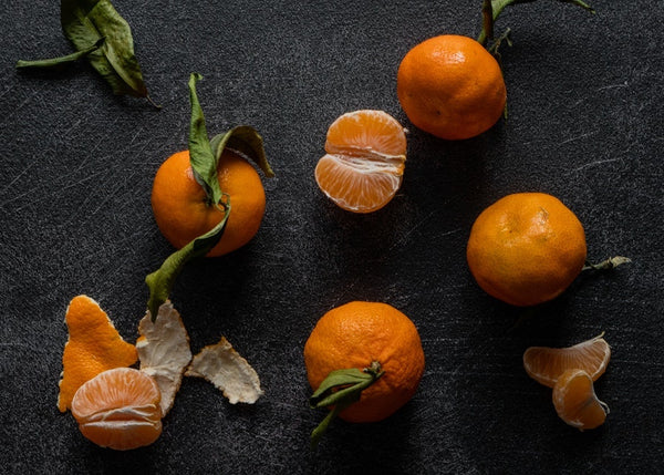 Sweet Orange | 5 Favorite Aromatherapy Scents for Stress Relief